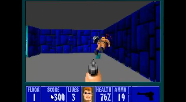 YouTube Screenshot Graphical evolution of First Person Shooters 1992-2012