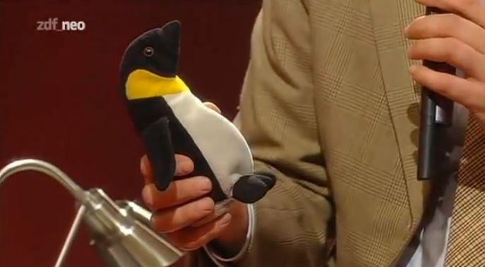 YouTube Screenshot Hirschhausen Das Pinguin-Prinzip