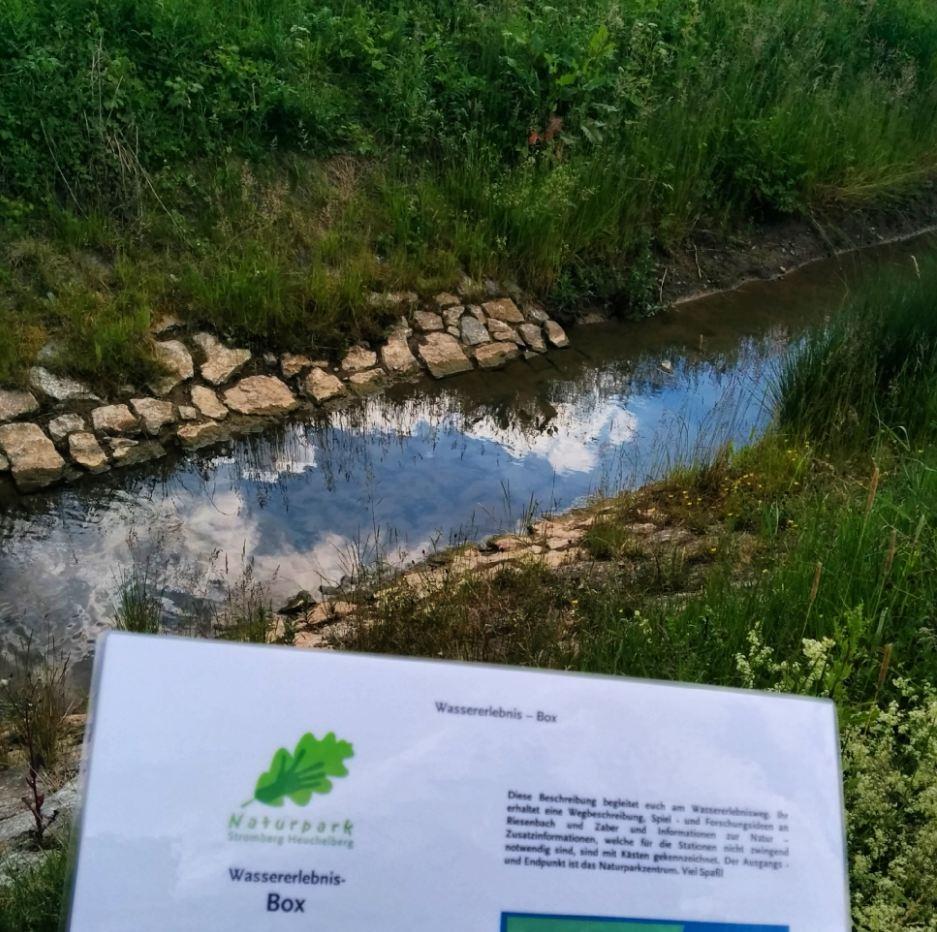 Zaberfeld Naturpark Stromberg Heuchelberg Wassererlebnis-Box Heilbronner Land WanderSüden