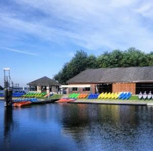 Zeeland Versemeer Kajak Holland Niederlande Kanoa Buitensport
