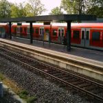 Zeitraffer Bahnhof Kleinenbroich - YouTube - Screenshot Time Lapse