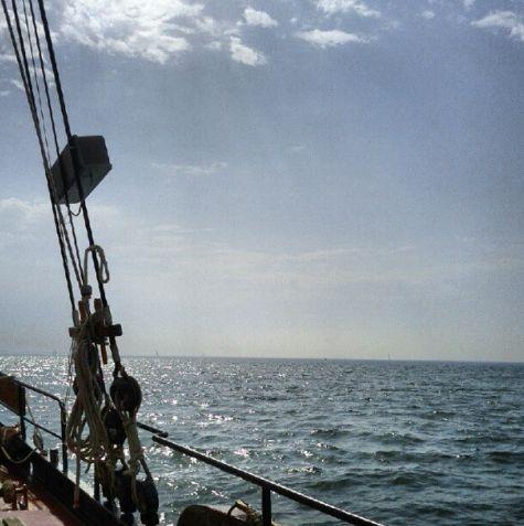 Zierikzee Zeeland Holland Niederlande Segelschiff Scaldis