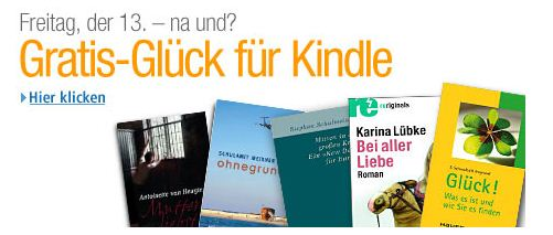 amazon.de Freitag der 13. ebooks kostenlos gratis Download Kindle