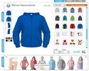 bandyshirt Online Druck