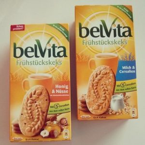 belVita Frühstückskekse Produkttest