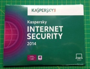 buecher.de Fail Kaspersky Internet Security 2014 Vorderseite
