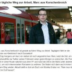 #ehrlichNRW Marc Höttemann Bahnhof S-Bahn S8