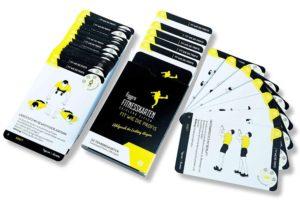 figgrs Trainingskarten Fit Wie die Profis Bodyweight