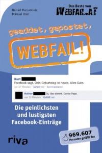 geaddet, gepostet, Webfail! Cover