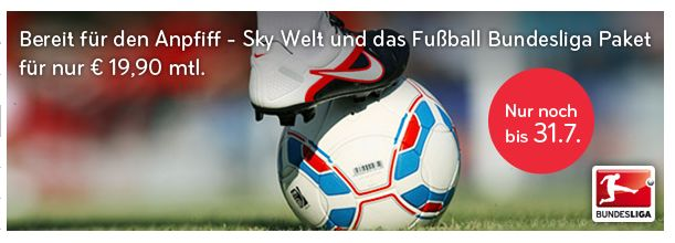 Sky Bundesliga Sport HD Film Abonnement Verlängerung