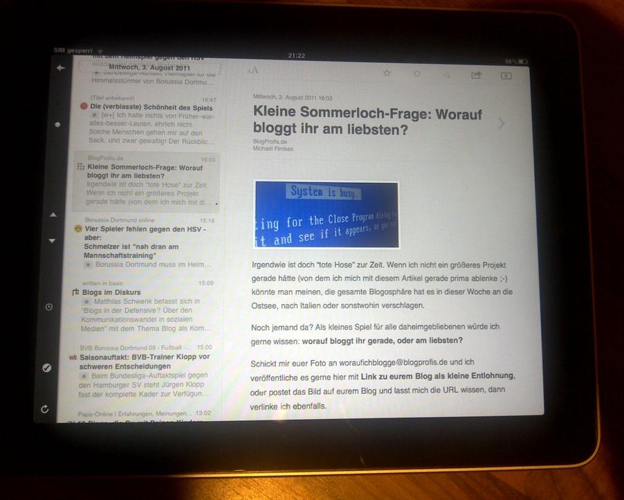 iPad 1 16 GB WiFi UMTS