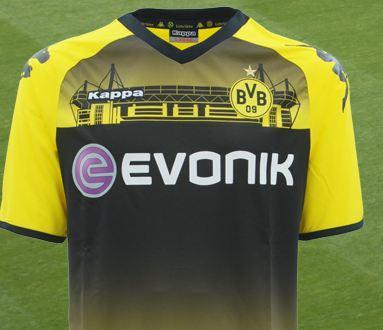 Borussia Dortmund Trikot Derbytrikot BVB 2011